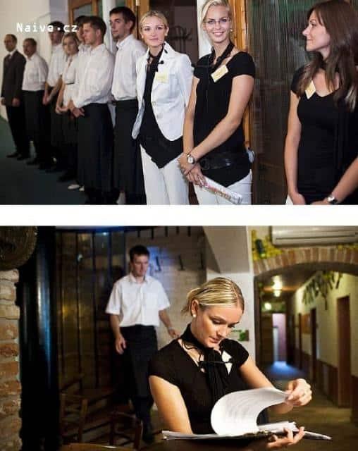 Salon Naive svatební agentka a plán akce