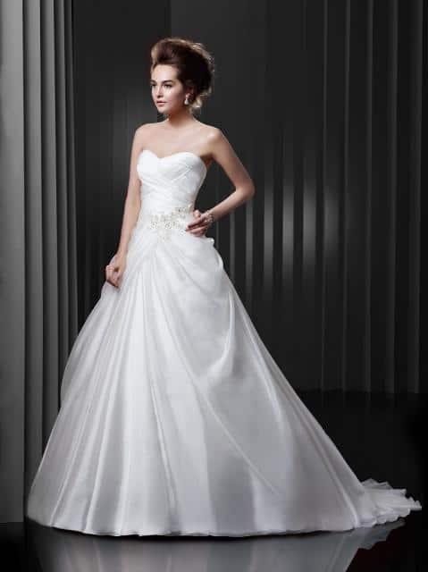San Verita svatební šaty princeznovské