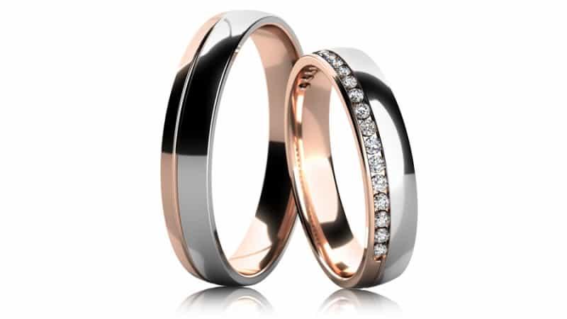 Snubní prsteny roku 2013 - Bisaku