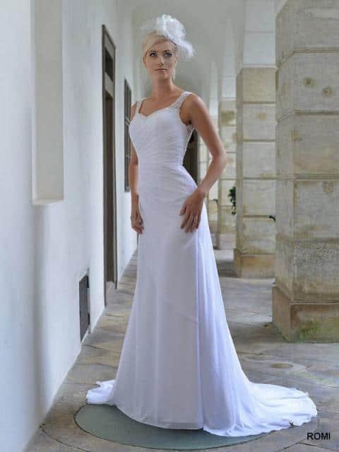 Studio Miriam šaty jednoduché