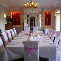 Svatby Nebozízek svatební tabule interier