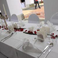 Svatební agentura salon Noblesa svatební tabule