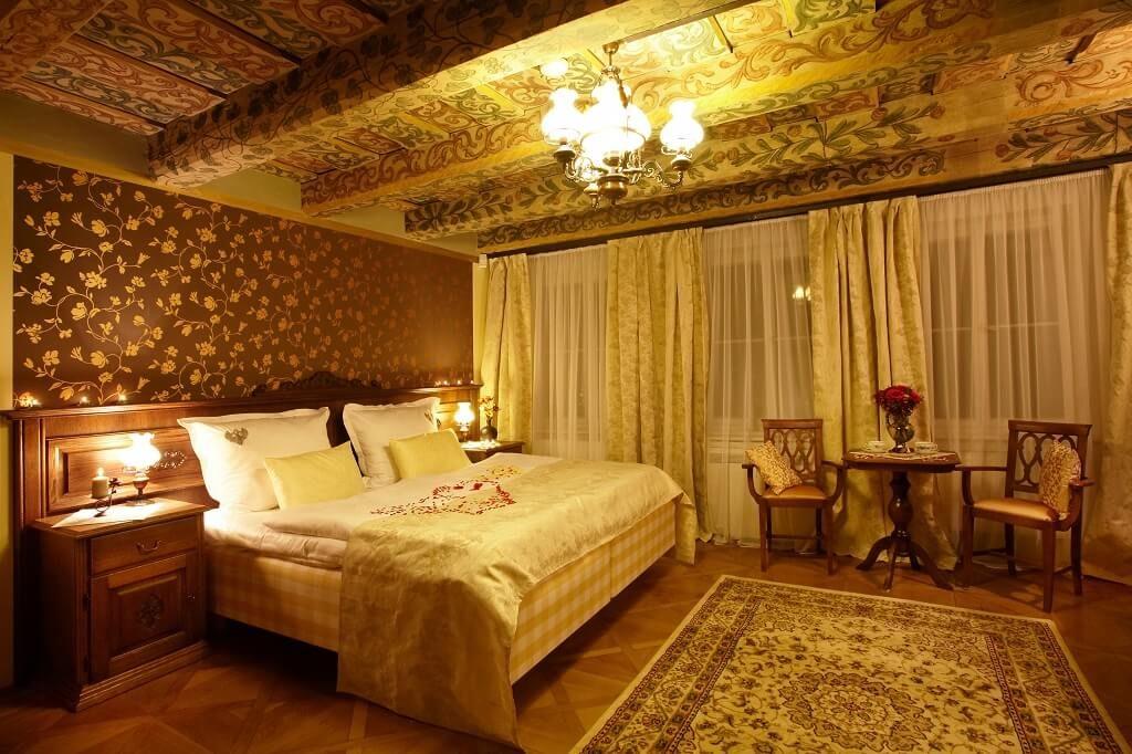 Svatební apartmá1