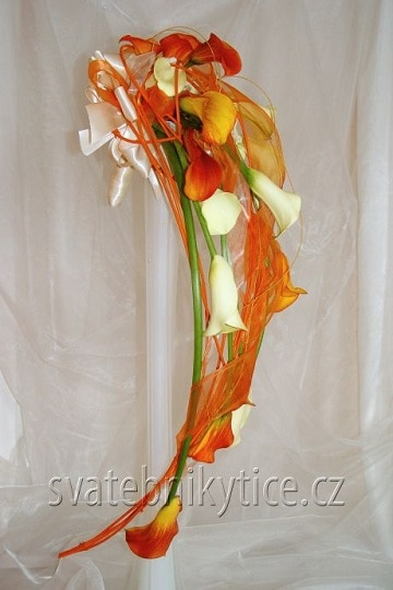 Svatební kytice2
