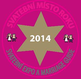 Svatební místo roku 2014