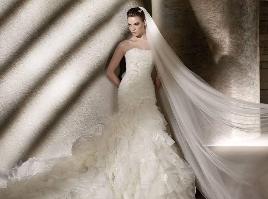 Svatební šaty Naive