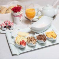 Svatební snídaně