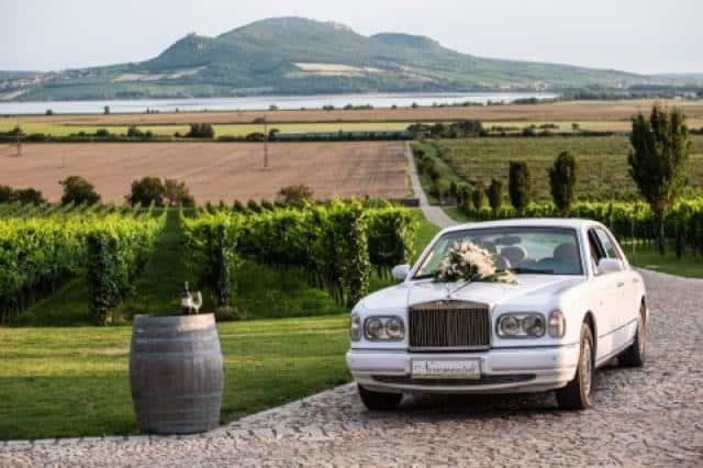 Vinařství Sonberk limuzína