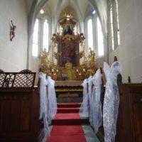 Vodní zámek Blatná kaple