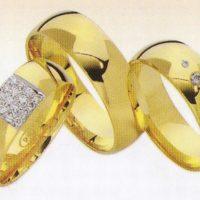 Zlatnictví Janka prsteny zlaté