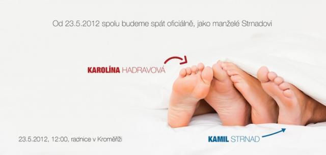 iOznámení oznámení s nohami