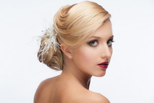 inspirace blond drdol s ozdobou