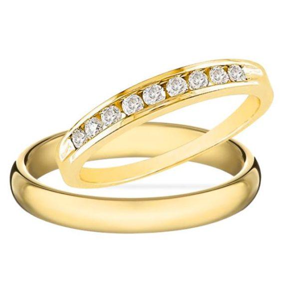 klenotnictví Klenota prsteny zlaté