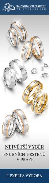 Ráj snubních prstenů