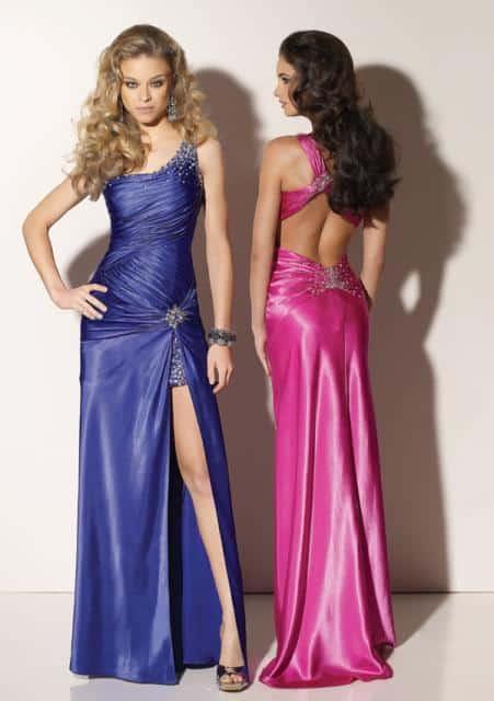 salon Bliss společenské šaty