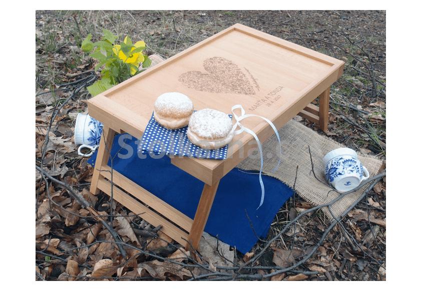 Stolkarna - stolek z lásky