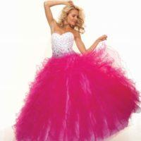 studio Avalon šaty s obručí růžové