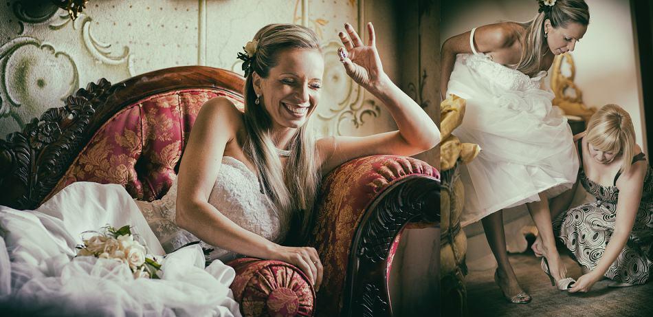 Foto nevěsty