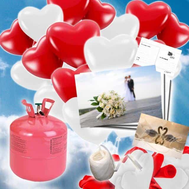 Balloonia.cz svatební balónky 1