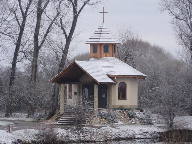 Bašta Úžice Kaplička sv. Jana