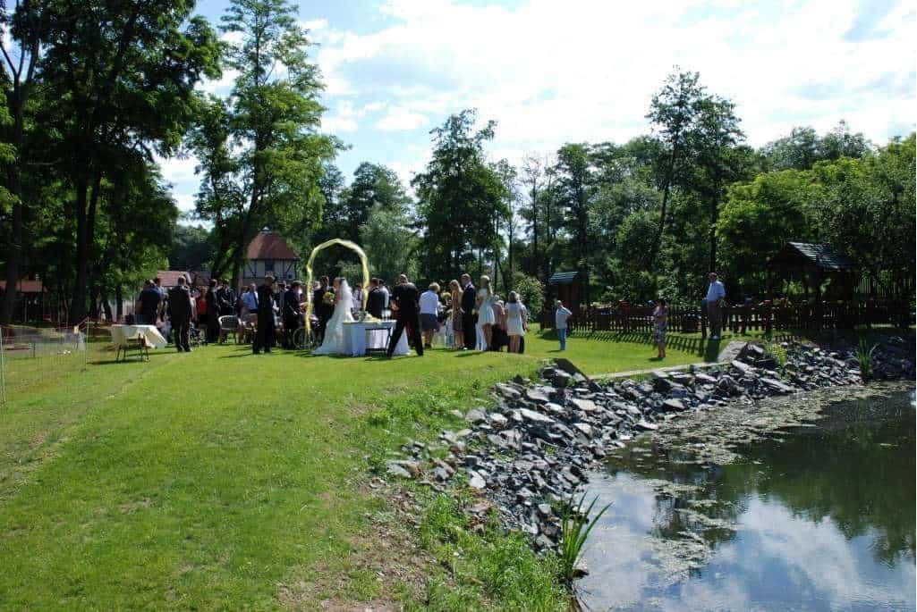 Svatba v Hliněné Baště
