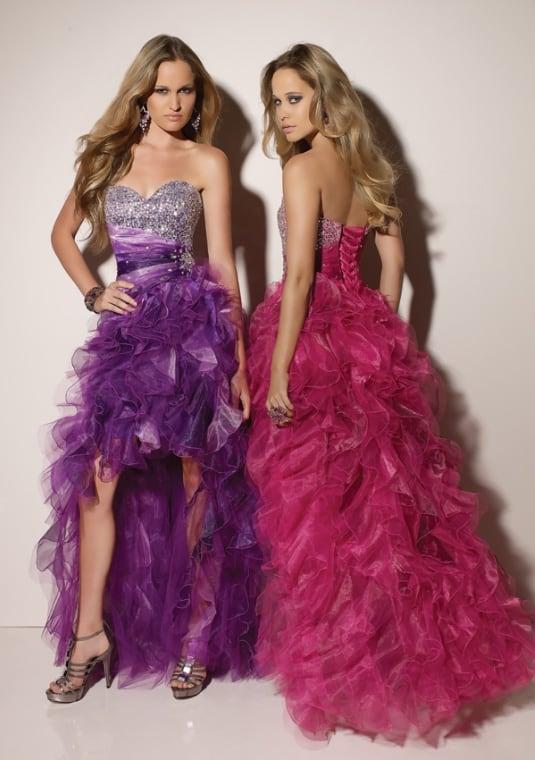 Belladona - šaty na maturitní ples