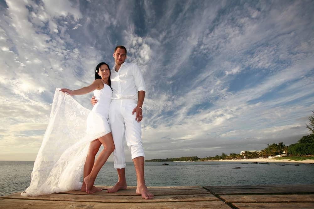 Deluxea novomanželé