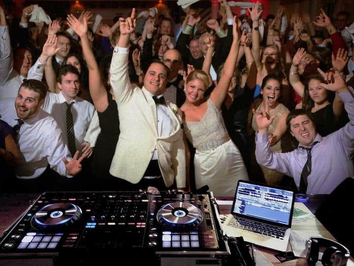 DJ na svatbu Praha - Ondřej Seidl