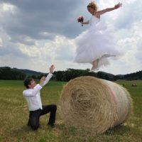 Favory Benice - svatební focení