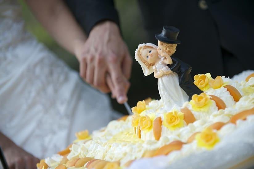 Figurky na svatební dort