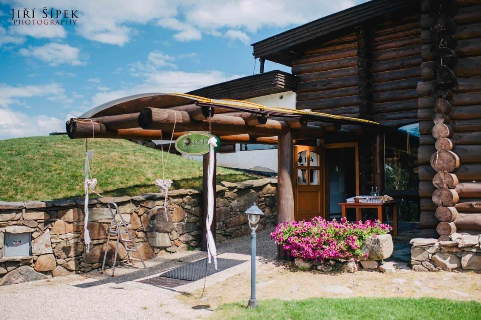 Golf & Ski Resort Kořenec vstup