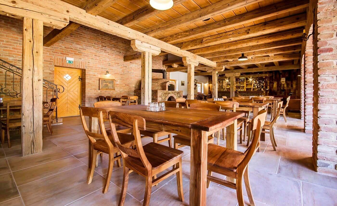 Hodějovický mlýn - restaurace
