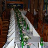 Svatební hostina Hliněná bašta