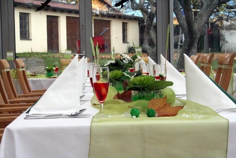 Hotel Baroko - svatební hostina