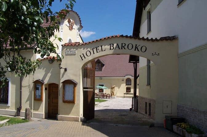 Hotel Baroko