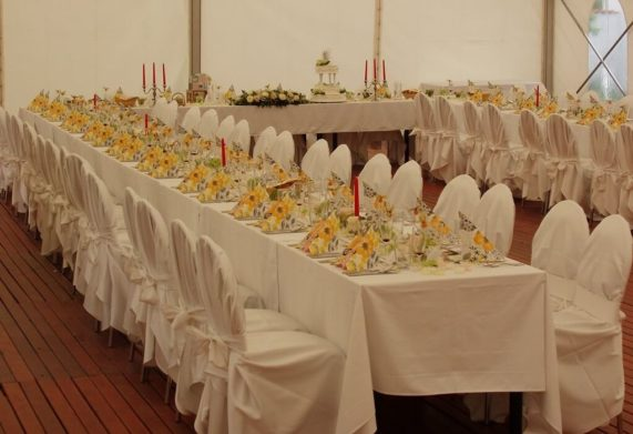 Hotel MERITUM - svatební hostina