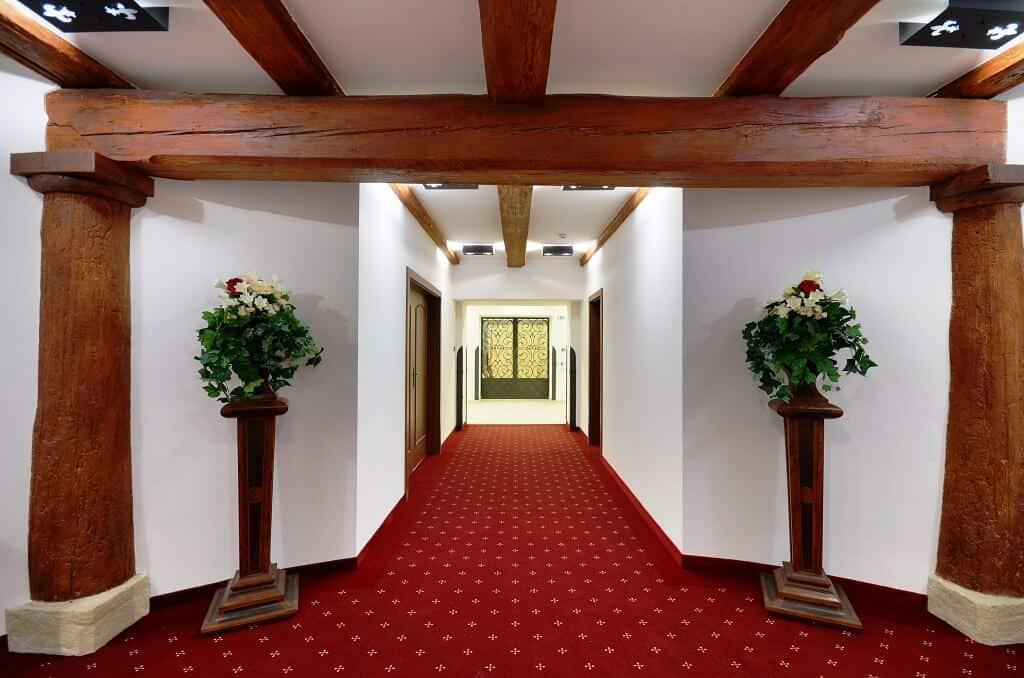 Hotel Malý Pivovar - interiér