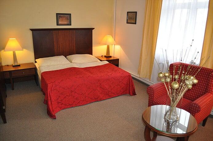 Hotel Svornost - ubytování