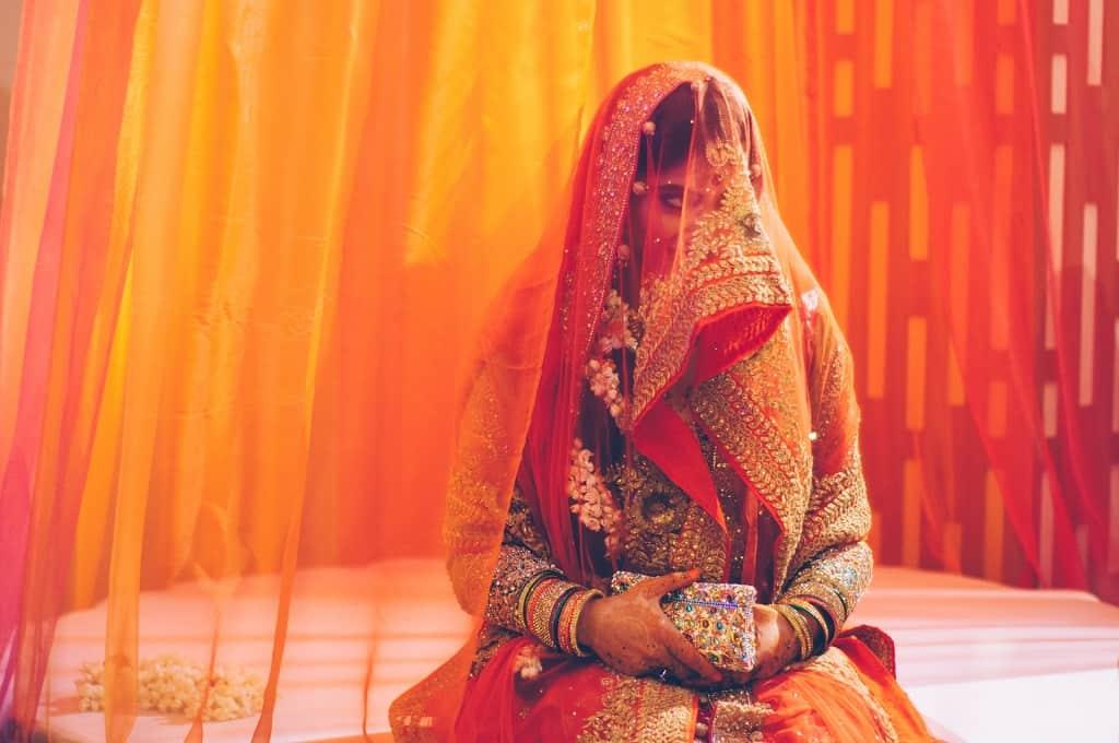 Indická svatba - Svět svateb.cz 9b13ca06d33