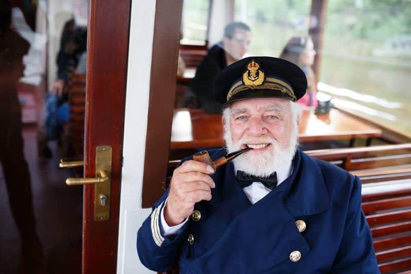 Kapitán lodi