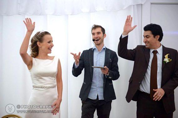 Kouzelník Martin Kellman - kouzlo na svatbě