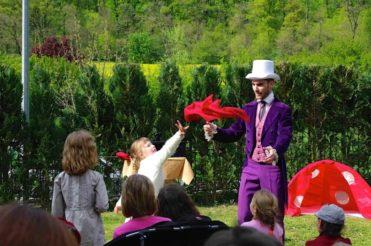 Kouzelník Martin Kellman - kouzla pro děti