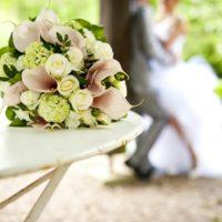 Svatební kytice Kala