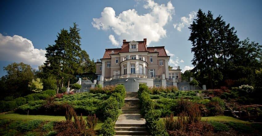 Rezidence Liběchov - celkový pohled