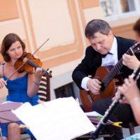 Musica festiva di Praga