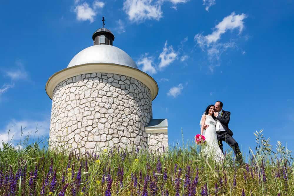 Svatba v Brně
