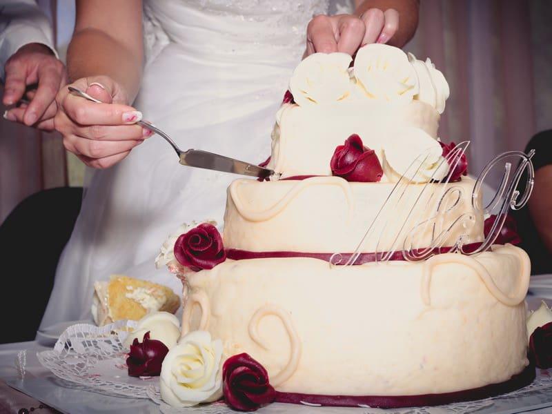 Písmena na dort