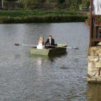 První novomanželská plavba