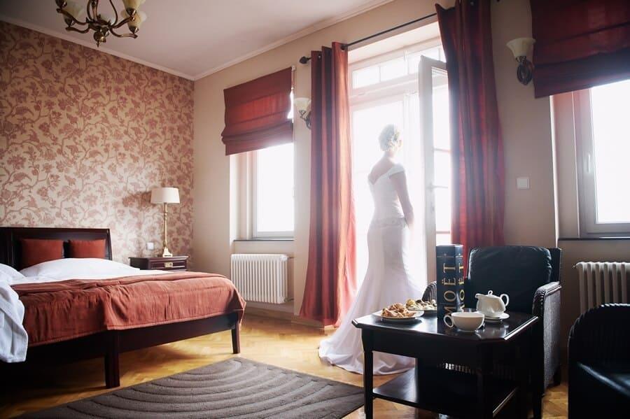 Residence Liběchov - nevěsta v pokoji