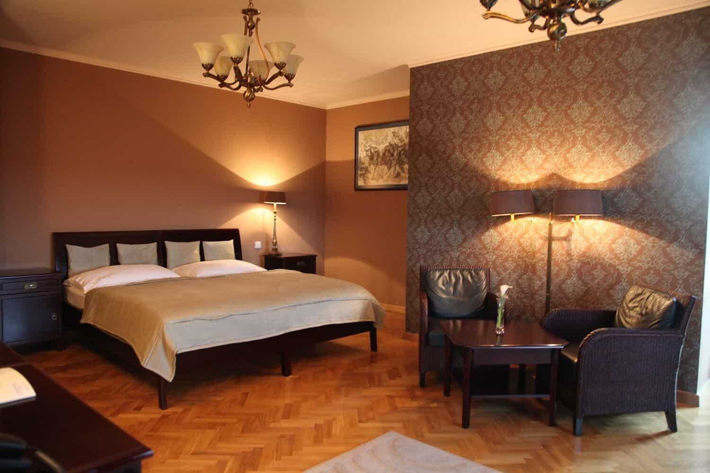 Residence Liběchov - ubyování
